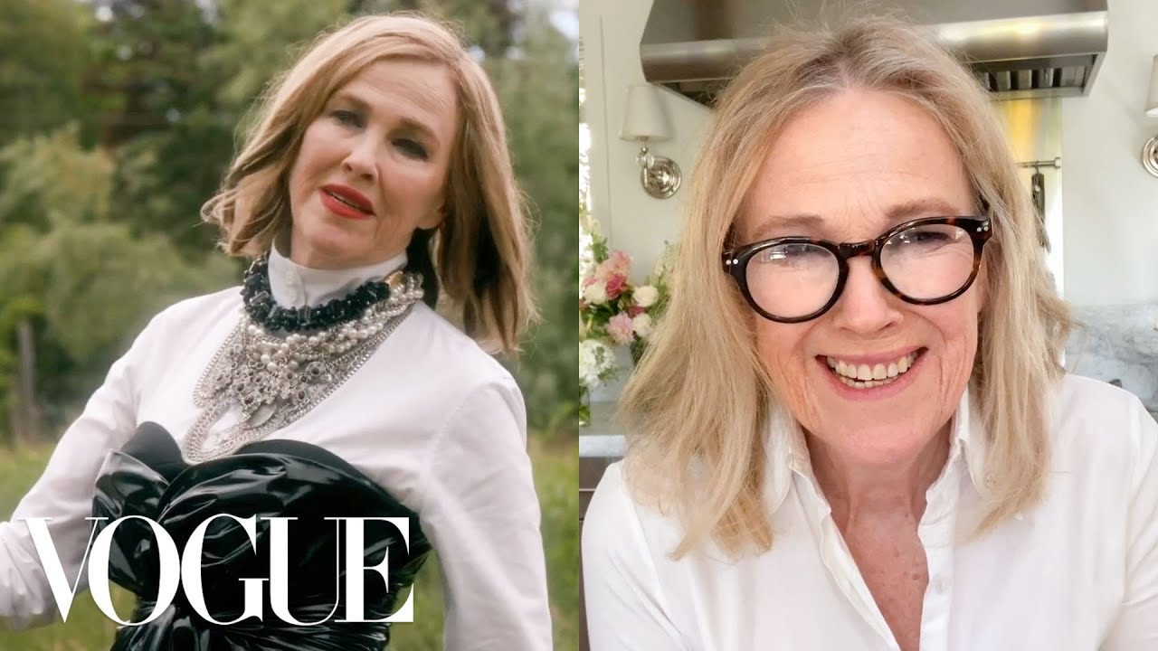 Catherine O'Hara Breaks Down 9 Looks From 1988 to Now | Life in Looks