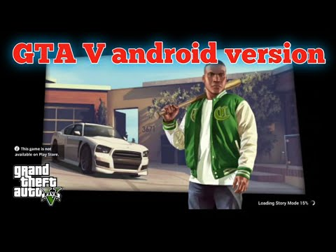 Download GTA-5 versi android || GTA V apk android version  #Smartphone #Android