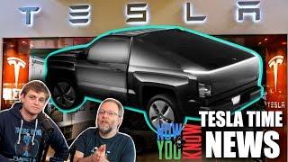 Tesla Time News - Tesla NOT Closing Stores & PU Tease?