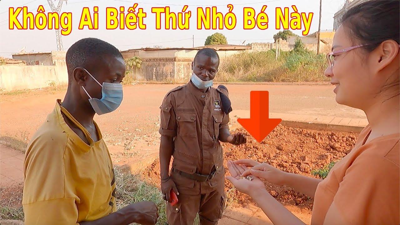 Download Anh chàng đốt than quậy tung đất vườn||2Q Vlogs Cuộc Sống Châu Phi
