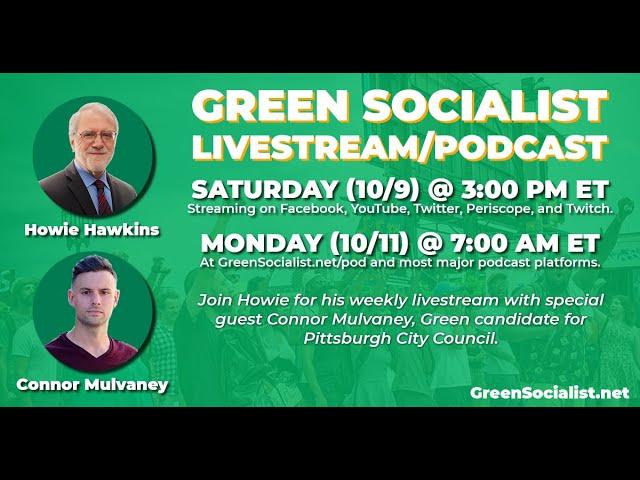 #GreenSocialist Notes #42