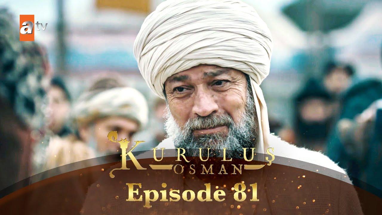 Download Kurulus Osman Urdu   Season 2 - Episode 81