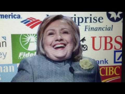 Hillary Clinton, how an Open Criminal Case works in a Banana Republic