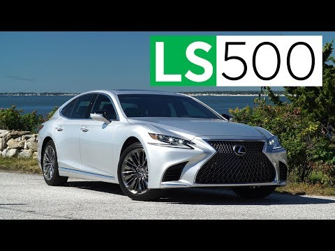 4K Review: 2018 Lexus LS Quick Drive | Consumer Reports