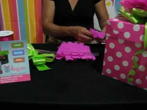 Mo os originales para envolturas de regalos for Envolturas para regalos