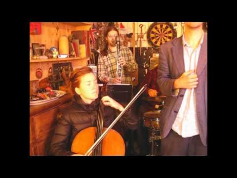 The Magic lantern - Winter- Songs From The Shed