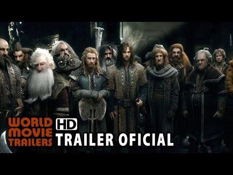 O Hobbit: A Batalha dos Cinco Exércitos Trailer Oficial #2 Legendado (2014) HD
