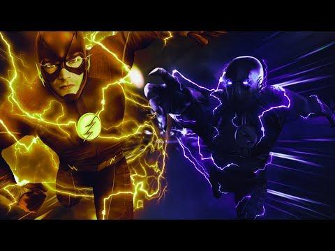 The Flash - Barry Allen - Running