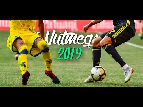 Insane Nutmeg Skills 2019 • Crazy Pannas 18/19