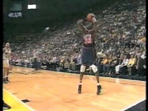 indiana pacers V new york knicks 1998 NBA PLAYOFFS -  round 2, game 5