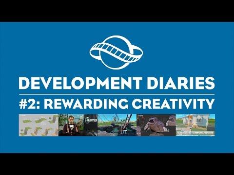 Dev Diary #2: Rewarding Creativity