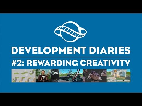 Dev Diary #2 - Rewarding Creativity