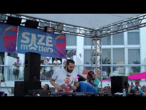 WMC 2010 Steve Angello and Friends Pool Party with Afrojack