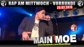 RAP AM MITTWOCH: 20.02.13 BattleMania Vorrunde (2/5) GERMAN BATTLE