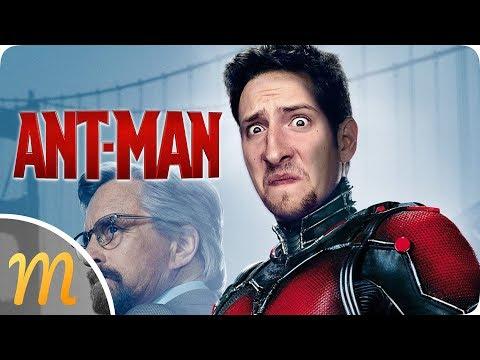 ANT-MAN : L'HOMME QUI MURMURAIT AUX ANTENNES DE FOURMIS