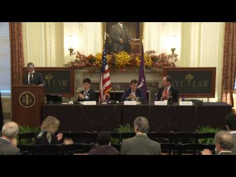 Internal Revenue Code at 100: Inequality Panel