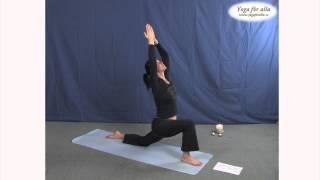 Yoga för alla - Från liggande till stående
