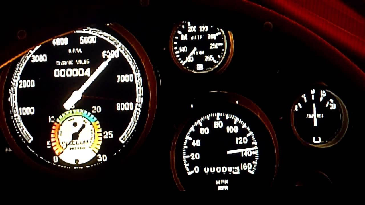 1960 Plymouth XNR Ghia Roadster Top Speed Run -GT6- - YouTube