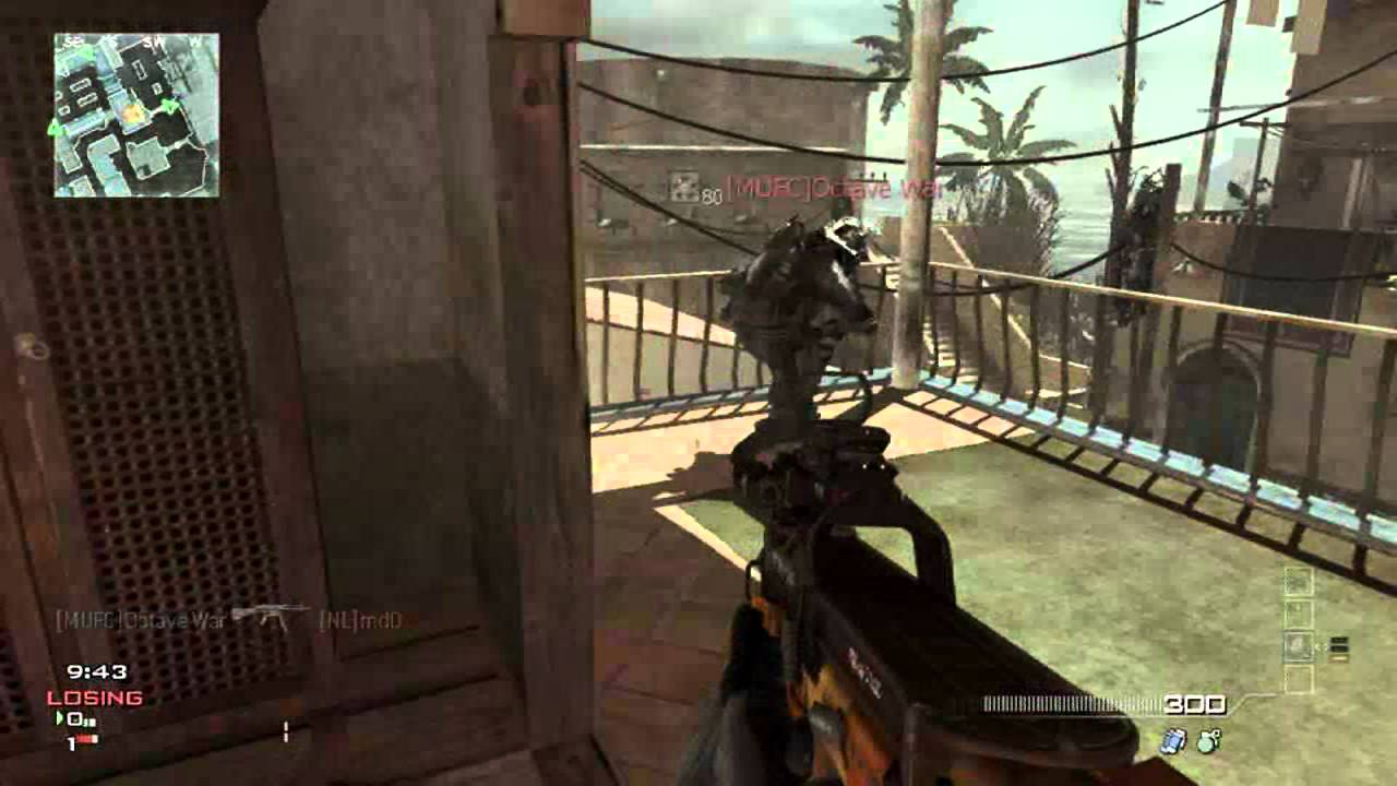 Dr Remingstein - MW3 Game Clip