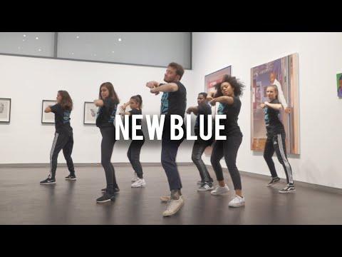 NEW BLUE – DiSiac Dance Company 2019