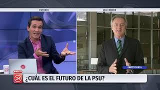 """Rector UDD por PSU: """"Hay que hacerle profundos cambios a la PSU o definir una nueva prueba"""""""