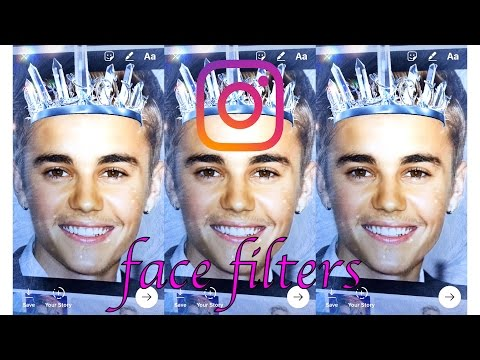 *NEW* HOWTO: INSTAGRAM FACE FILTERS!!