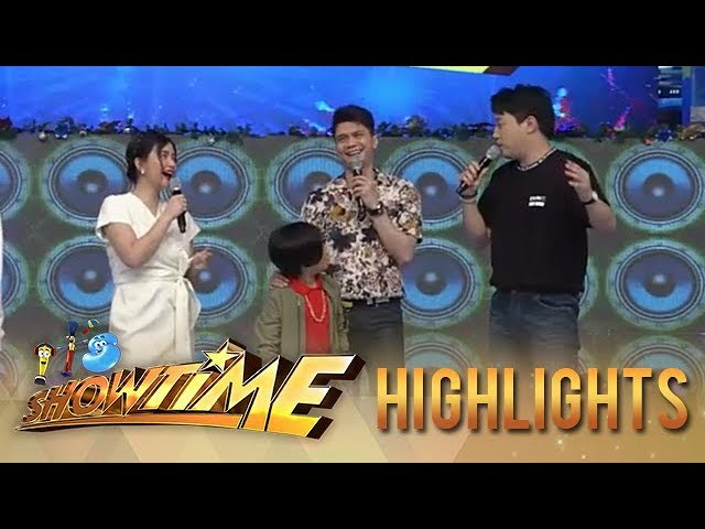 It's Showtime: Ryan shares what he looks for in a girl