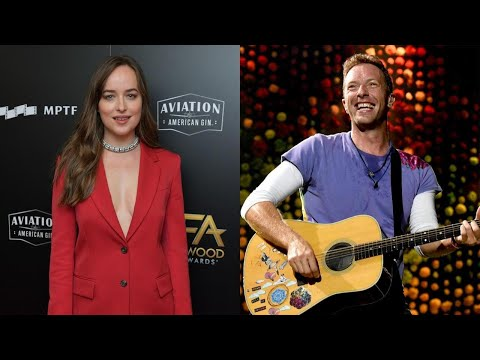 Dakota Johnson and Chris Martin Are a Couple!