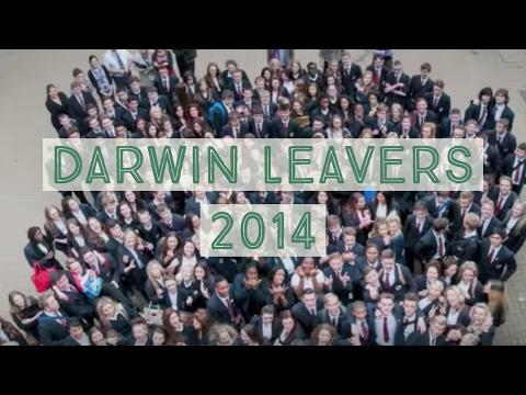 Charles Darwin School Leavers Video 2014 - OFFICIAL