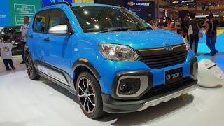Daihatsu Boon Active Version In Depth Review Indonesia #GIIAS2018