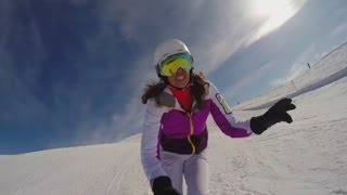 The hottest skiers of the season