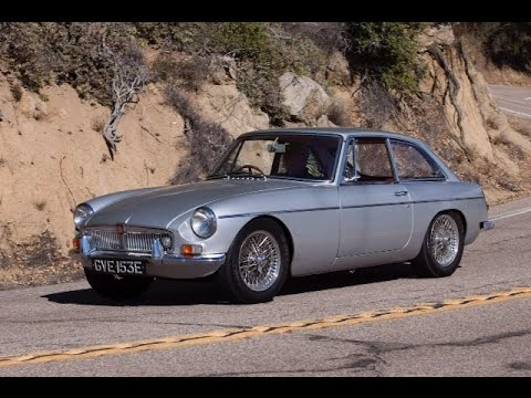 Restored RHD 1967 MGB GT - One Take