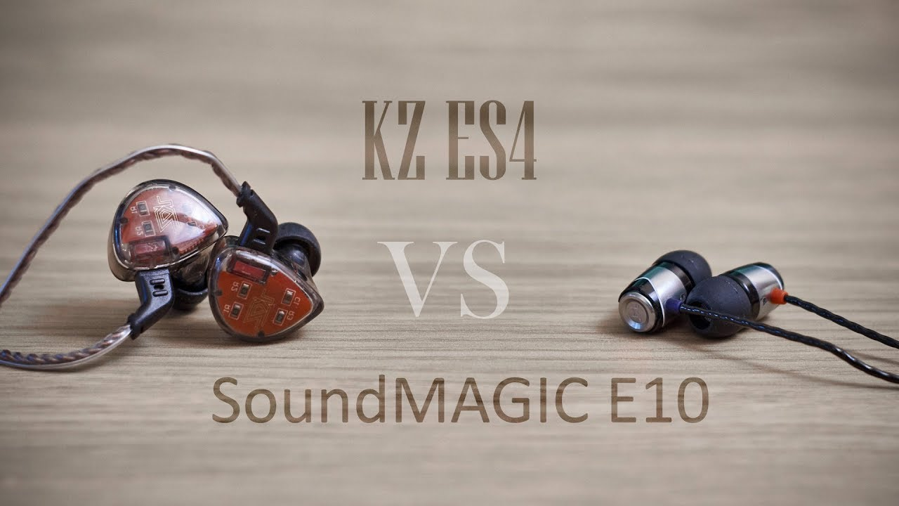KZ ES4 | Reviews | Headphone Reviews and Discussion - Head