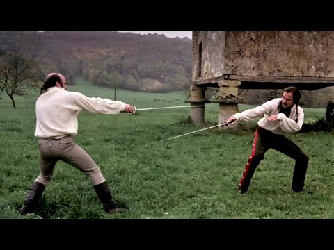 the duellists (1977) - first duel