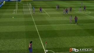 PES 2008 Wii vs FIFA 08 Wii
