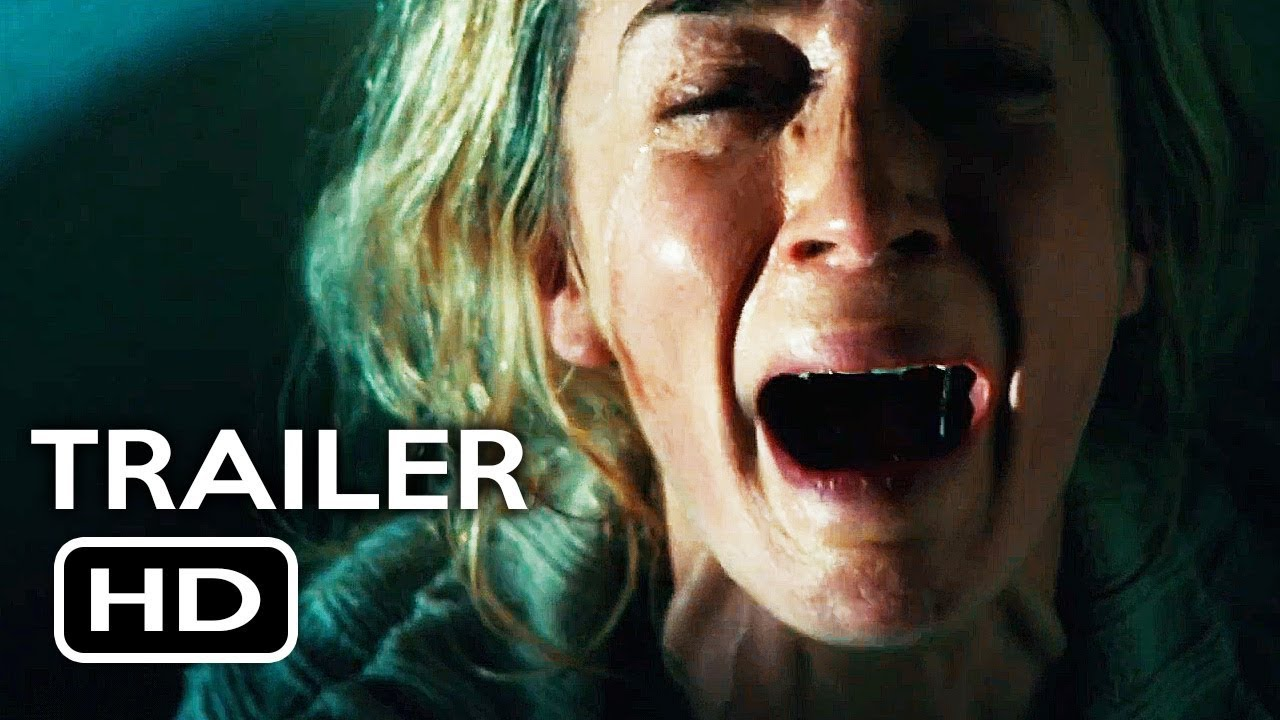A Quiet Place Official Trailer #1 (2018) Emily Blunt, John