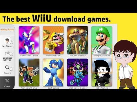 WiiU EShop Retrospective - All The Best And Top Download Games (2012-17)