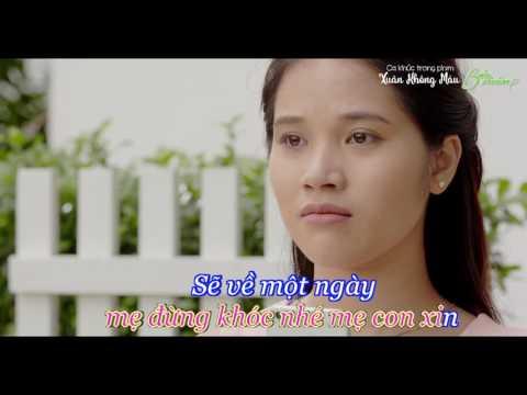 Karaoke Xuân Không Màu - Miu Lê [Official]