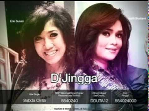 Erie Suzan & Iyeth Bustami (D'Jingga) - Sabda Cinta