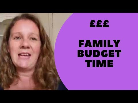 Family Budgeting Tips | Money Management | Debt-Free