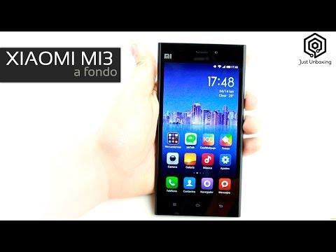 Xiaomi MI3 | Análisis Completo