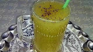 Delicious Tangy Aam Pana   Raw Mango drink   Summer Drink recipe