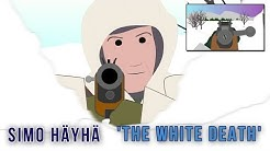 Simo Häyhä 'The White Death'  (World's Deadliest Sniper)