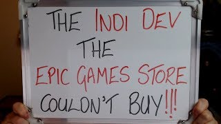 The Indi Developer The Epic Games Store Couldnand39t Buy