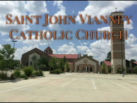 Saint John Vianney Houston TX * Come Share the Wine- Al Martino