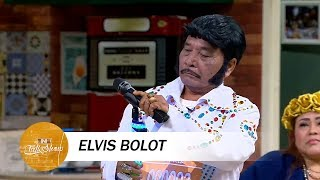 Elvis Bolot Bikin Komeng Susah Ngomong