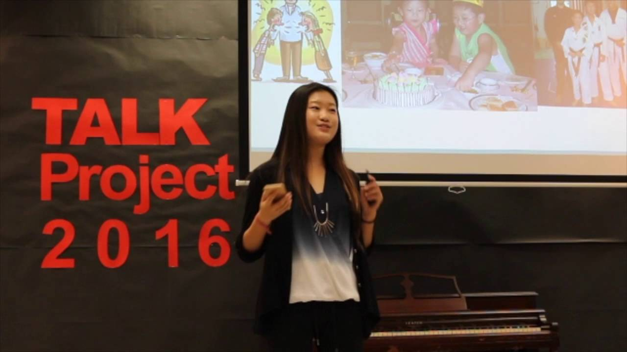 TALK PROJECT 2016 - Cover