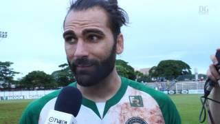 Melhores momentos de Goianésia 0 x 2 Goiás - Campeonato Goiano 2017