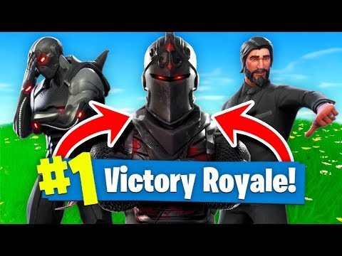 WHY The BLACK KNIGHT Is THE *BEST* MAX Tier Skin In Fortnite Battle Royale