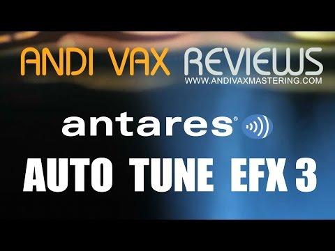 AVR 022 - Antares Autotune EFX 3